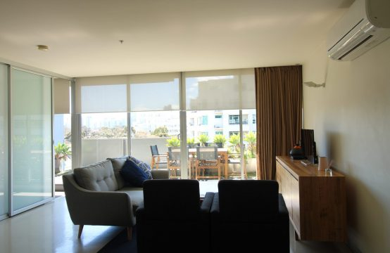 Absolute Bayside 1-Bedroom Sized Like a 2-Bedroom With City Views!