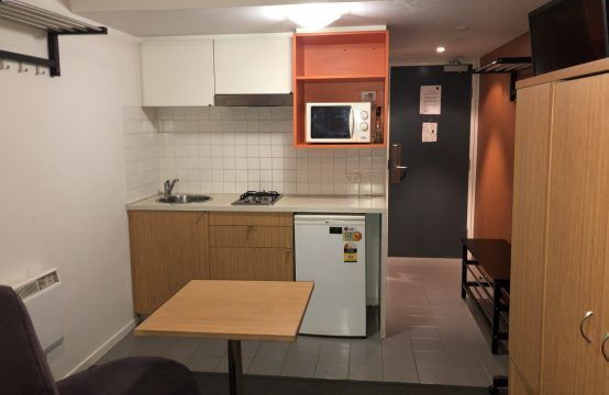 Make YOUR Home @ Flinders With This Stylish and FURNISHED STUDIO Apartment!!!
