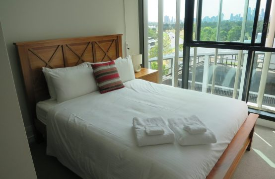 Primely Positioned Fully Furnished Apartment with Dazzling Panoramic View!