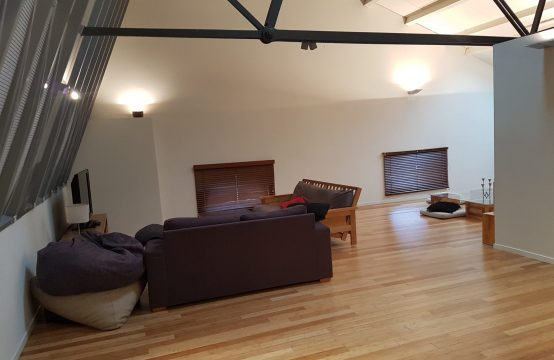 Amazing Space!!! Unique FURNISHED Residence in Celebrated Tramhouse Conversion!