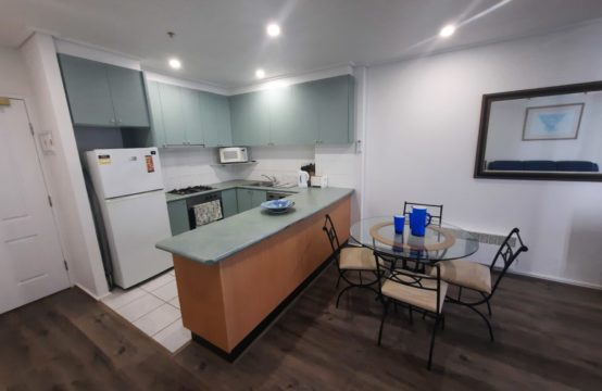 Newly Refurbished FURNISHED Security Apartment in Melbourne's Exciting West End!