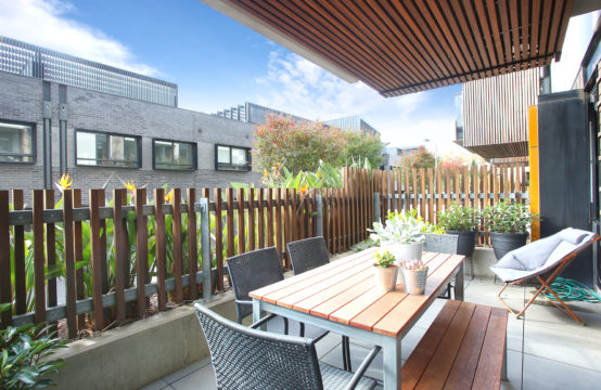 This Spacious 69 sqm Studio Nine Courtyard Apartment is The One!