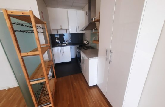 This Spacious Renovated Studio is Low Maintenance Living at Its Best!